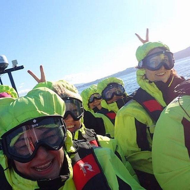 #happypeople #fjordrafting #havraft #rib #rhib #revenger